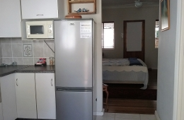 Double en-suite room with kitchenette