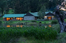 Penwarn Country Lodge