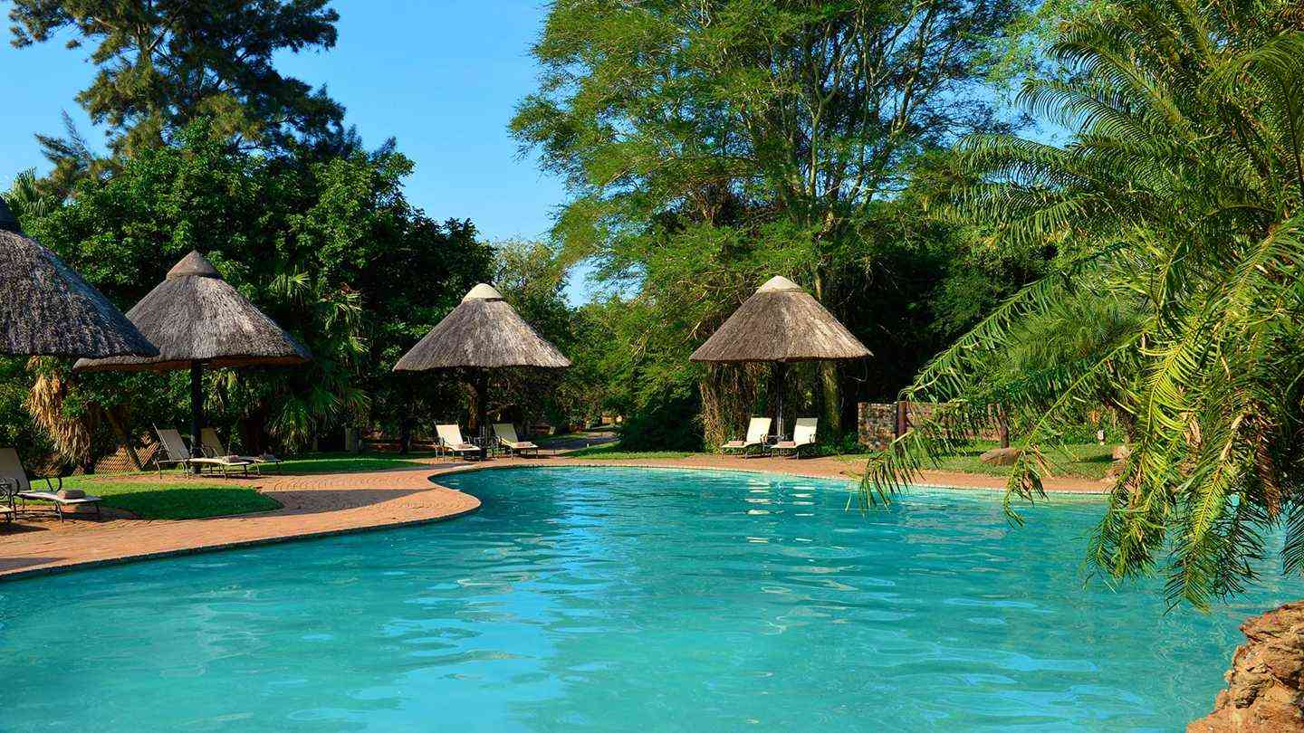 Pestana Kruger Lodge Malelane South Africa