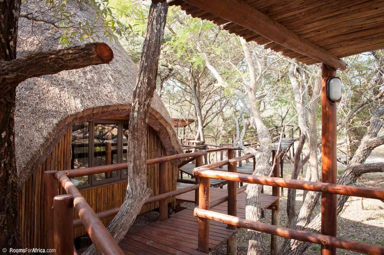 Pezulu Tree House Lodge Hoedspruit South Africa