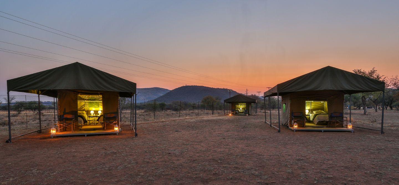 Tented Adventures Pilanesberg Pilanesberg National Park