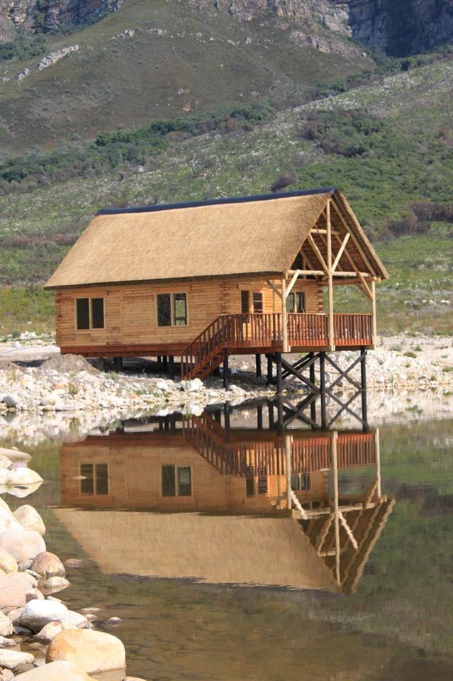 Platbos Log Cabins Rawsonville South Africa