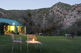 Rainbow Glen Self Catering Chalets Montagu