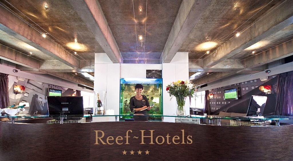 Reef Hotel Johannesburg South Africa