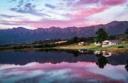Reflections Guest Farm Tulbagh