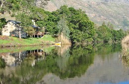 River Edge Accommodation Rawsonville