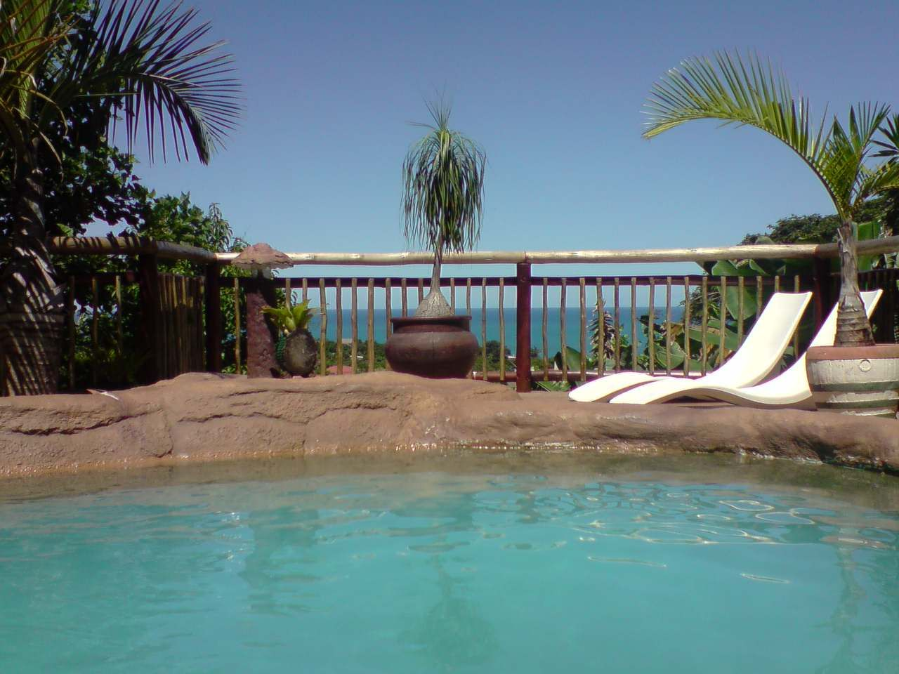 Rocky Pool Guest Cottage, Durban, South Africa