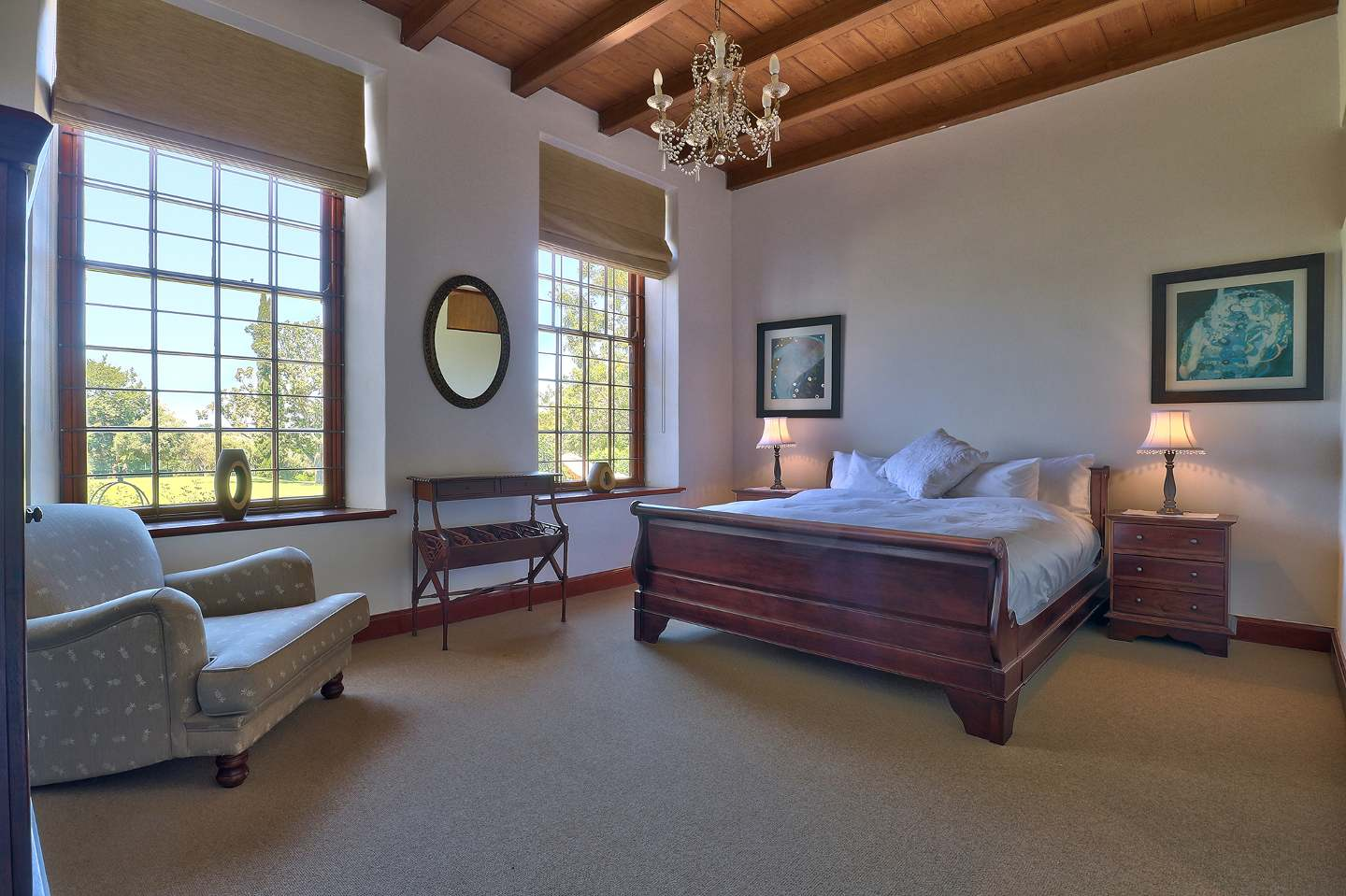 Rome Homestead Country Guest House  Somerset West