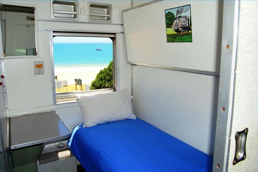 Santos Express Train Lodge Mossel Bay
