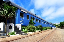 Santos Express Train Lodge Mossel Bay
