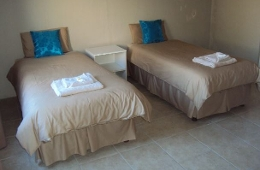 Double Room and Family Rooms
