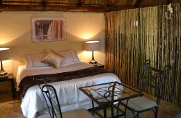 Honeymoon self-catering chalet