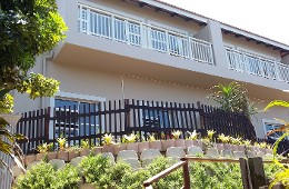 Silver Tides Seaside Accommodation Durban
