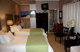 Hilton - Luxury Room (Self Catering) Beds