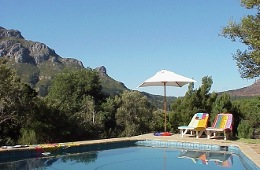 Sunbird Mountain Retreat Cape Town