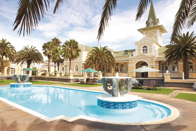 Image result for swakopmund hotel