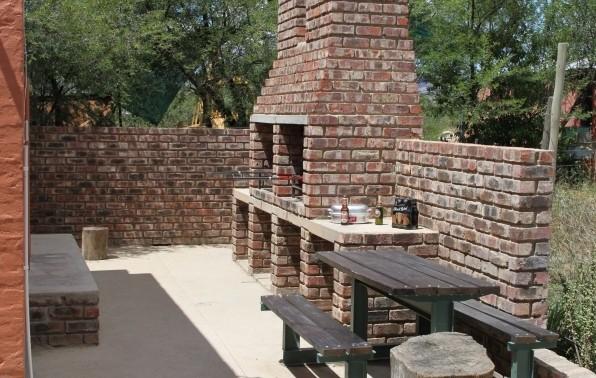 Diy Outdoor Fireplace Brick