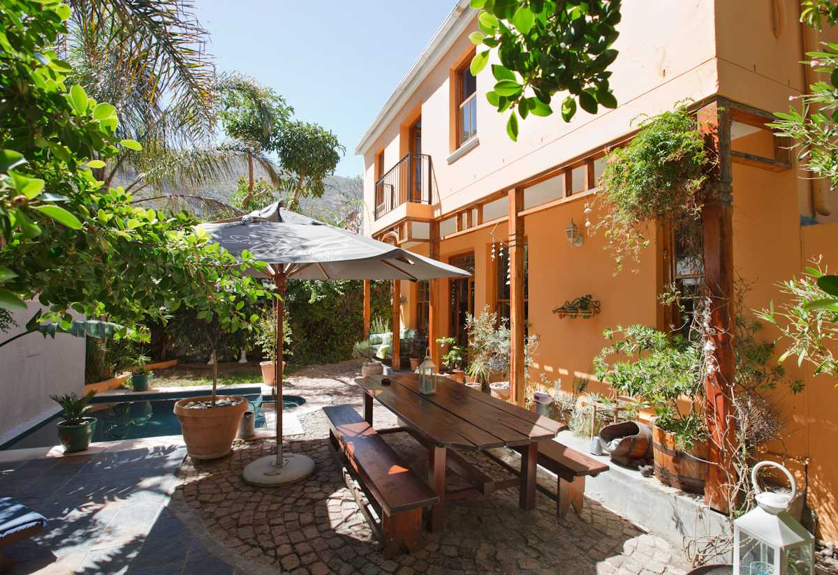 Sweet Orange Guest House Cape Town South Africa