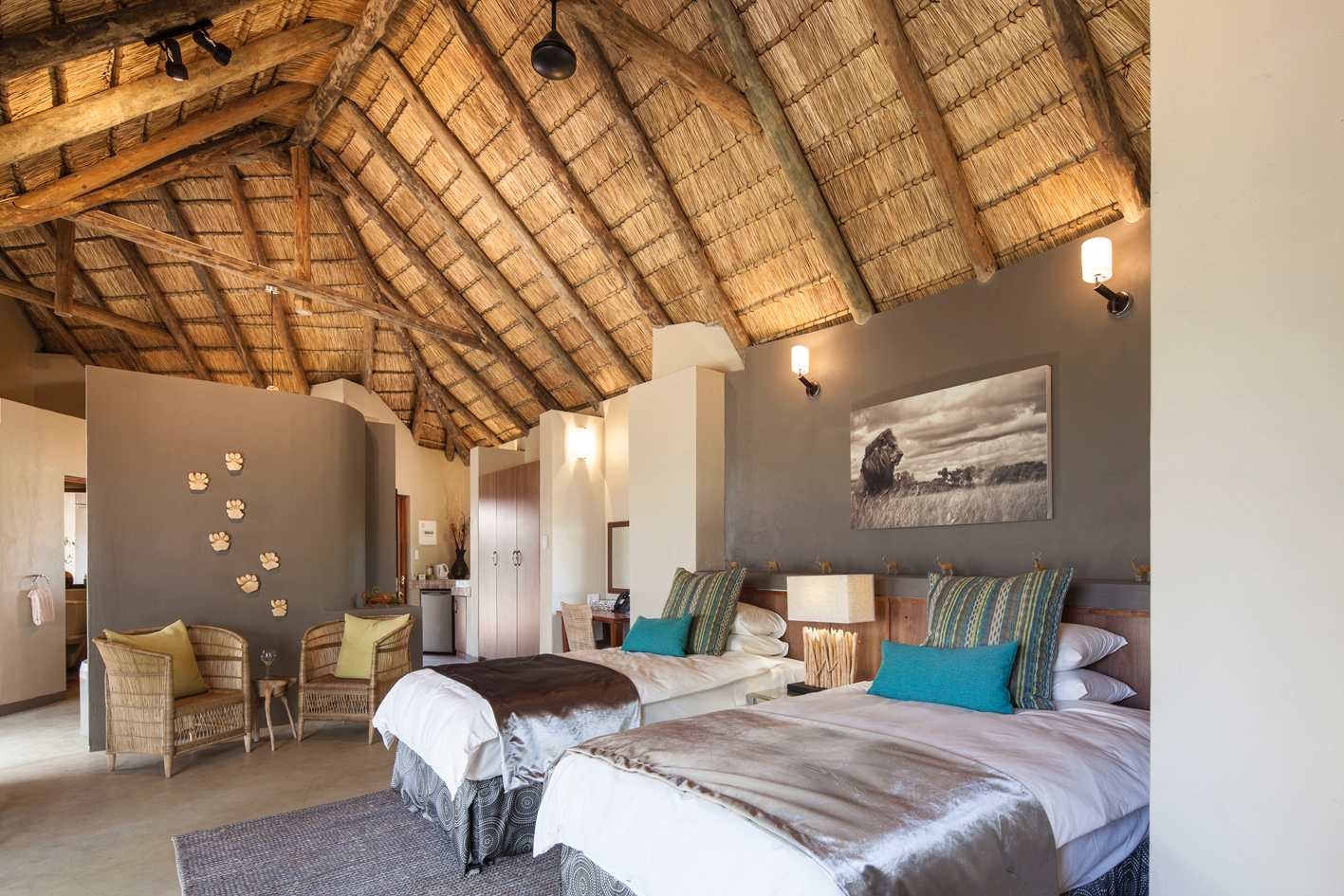 Tambuti Lodge Pilanesberg South Africa