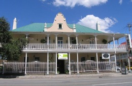 94 On Donkin Guesthouse Beaufort West