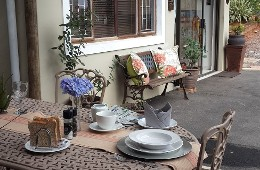 Africa's Beaded Bird Bed and Breakfast Durban