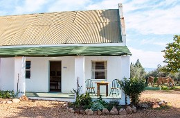 The Blue Cow Barn Boutique Farm Accommodation Barrydale