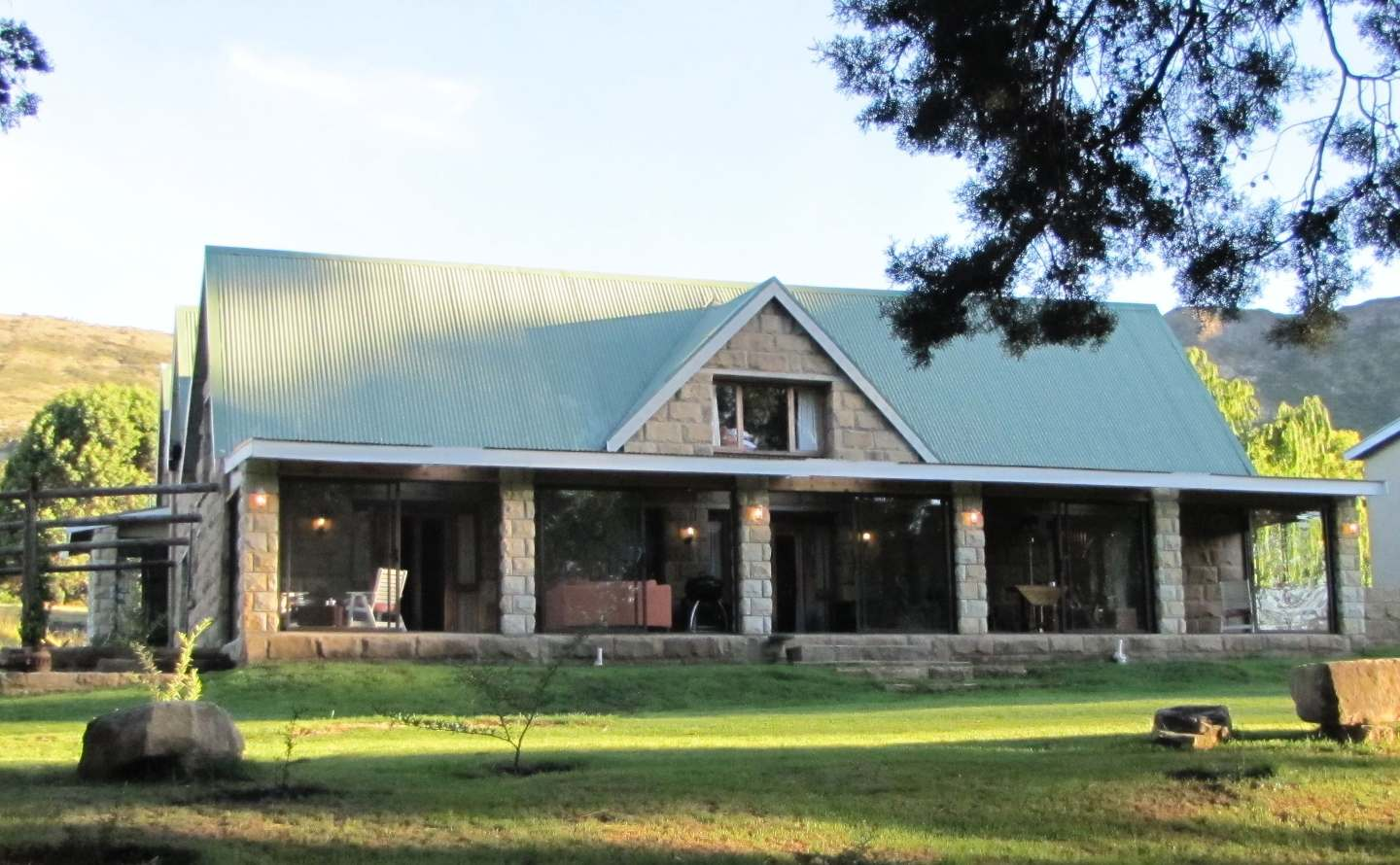 The clarens country house clarens south africa for Country house online