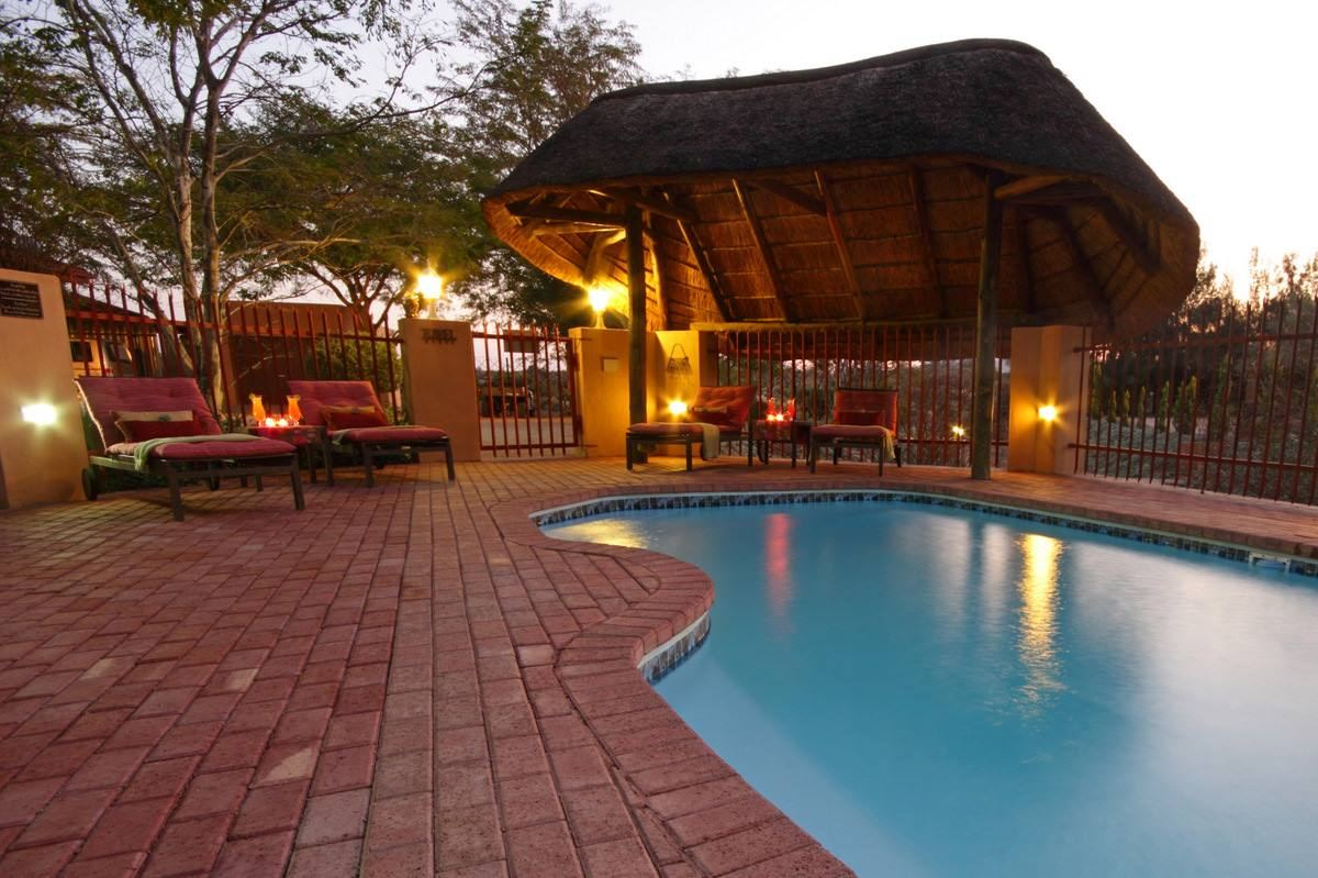 The Falls Guest House Augrabies South Africa