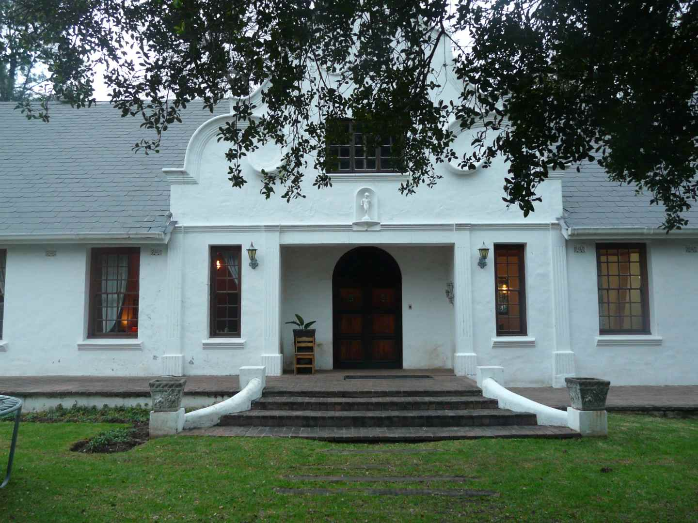 The Farmhouse Guest House George South Africa