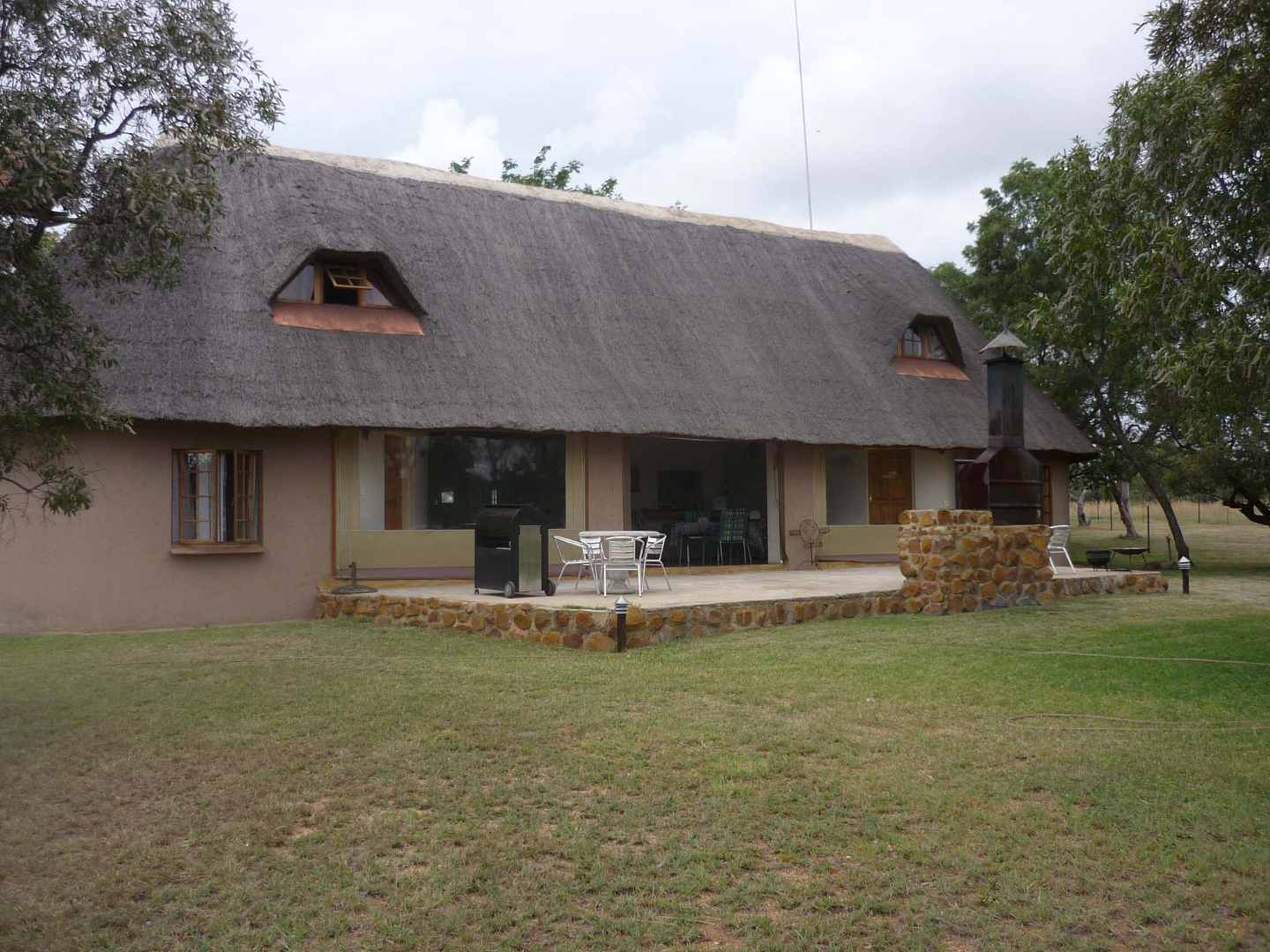Thekwane Lodge  Dinokeng Game Reserve  South Africa