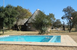 Thekwane Lodge Dinokeng Game Reserve