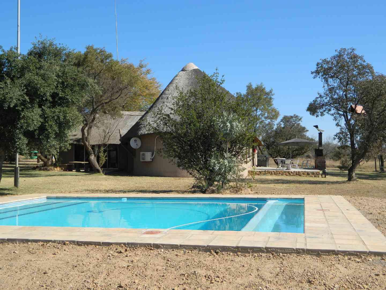 Thekwane Lodge Dinokeng Game Reserve