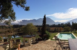 Kloofzicht Estate Country Guesthouse Tulbagh