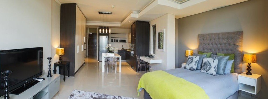 The Residences At Crystal Towers Cape Town