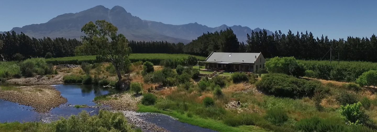 The Riverstone House Wolseley South Africa