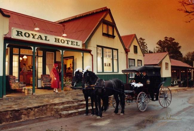 The Royal Hotel Pilgrims Rest Pilgrim S Rest South Africa