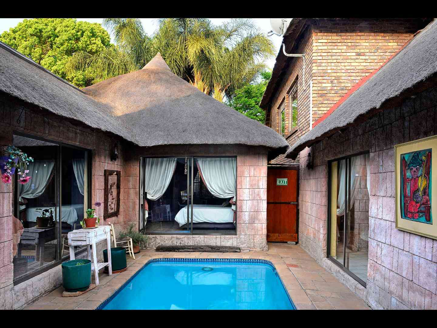 Thatch Haven Guesthouse Pretoria South Africa