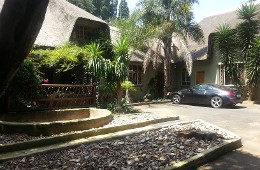 The Thatch Lodge Johannesburg