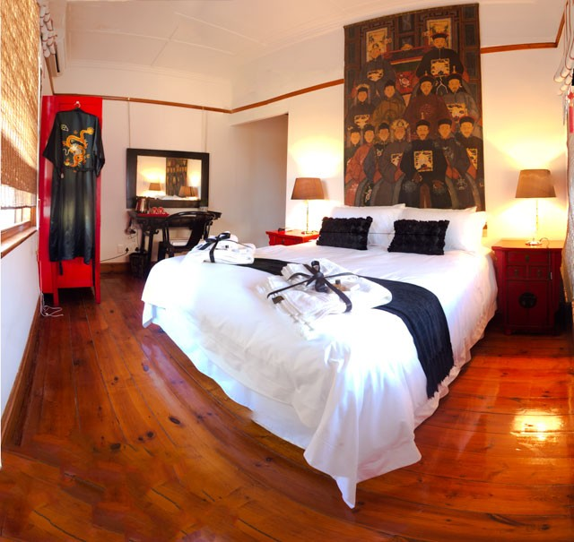 The Vagabond Guest House, Cape Town, South Africa