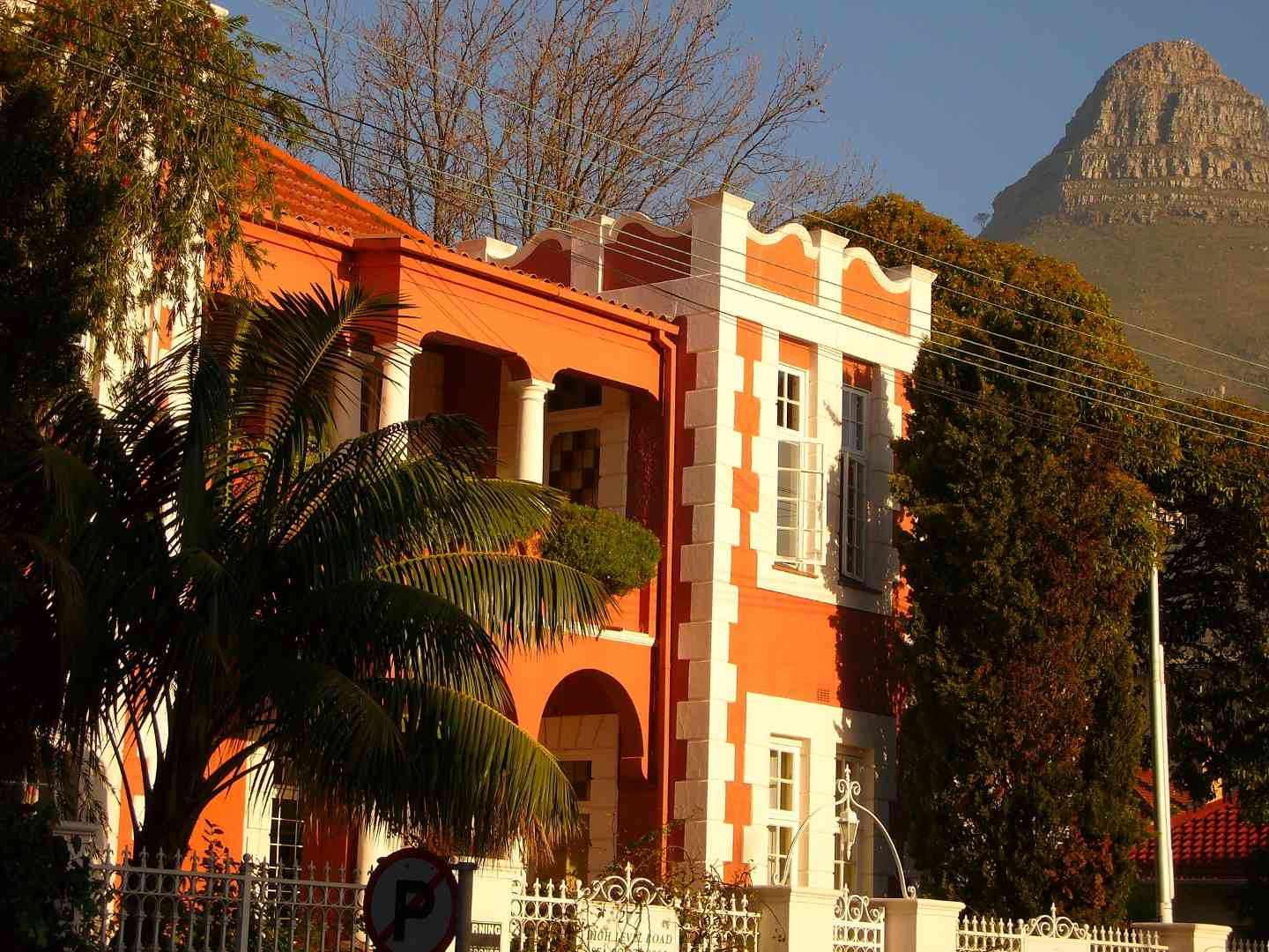The Villa Rosa Guesthouse Cape Town