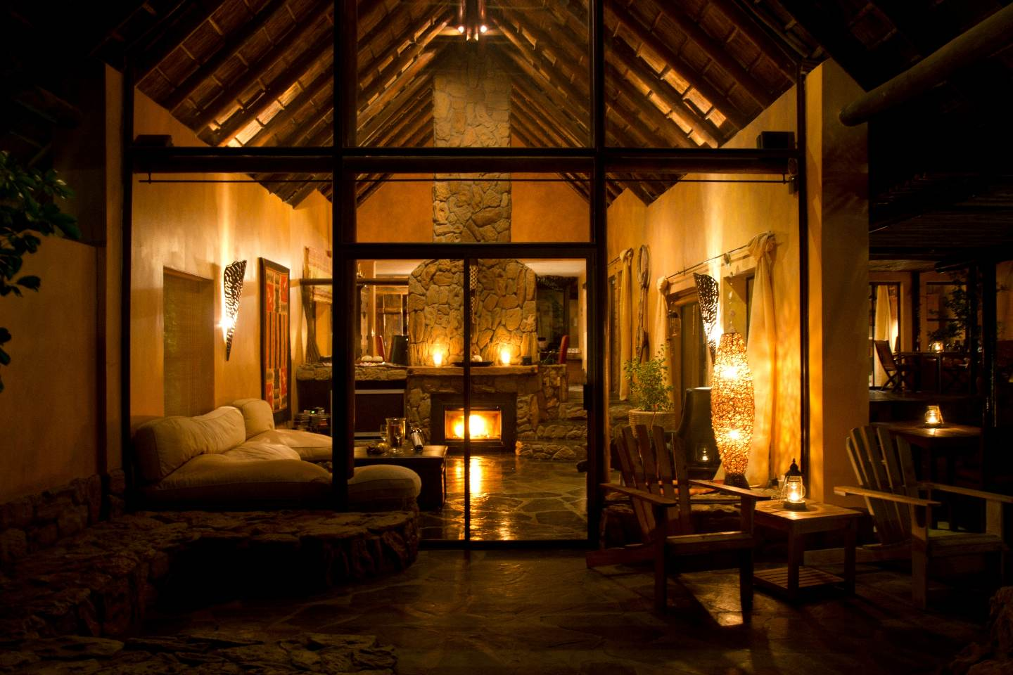 Thulani River Lodge Cape Town South Africa