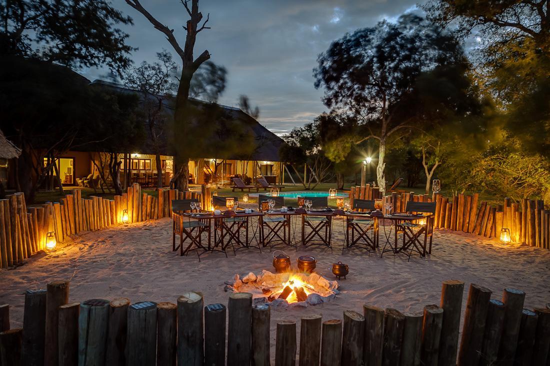 Tintswalo Manor House Manyeleti Game Reserve