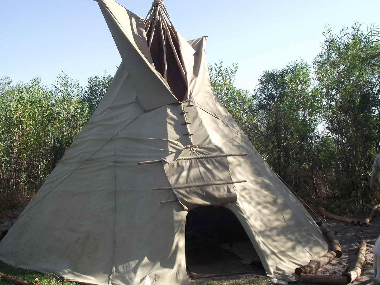 Tipi Experience Philadelphia South Africa