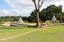 Tipis Africa Guest Lodge Nelspruit