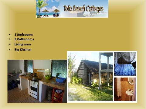 Holiday Homes in Mozambique - Holiday Houses Mozambique