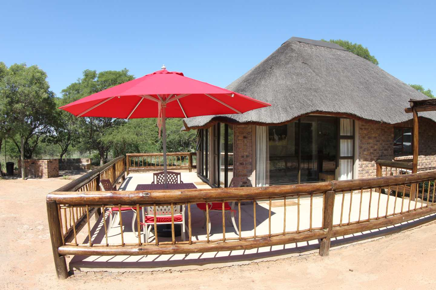 Tshikwalo Lodge Dinokeng Game Reserve South Africa
