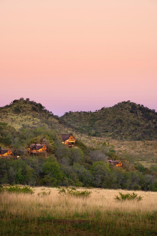 Tshukudu Bush Lodge Pilanesberg National Park