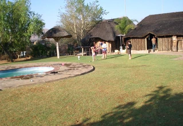 Umti Lodge Windhoek