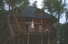 Fish Eagle Log Cabin Potchefstroom