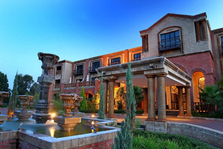 Velmor 233 Hotel Pretoria South Africa